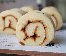松软细腻的葡萄干蛋糕卷的做法