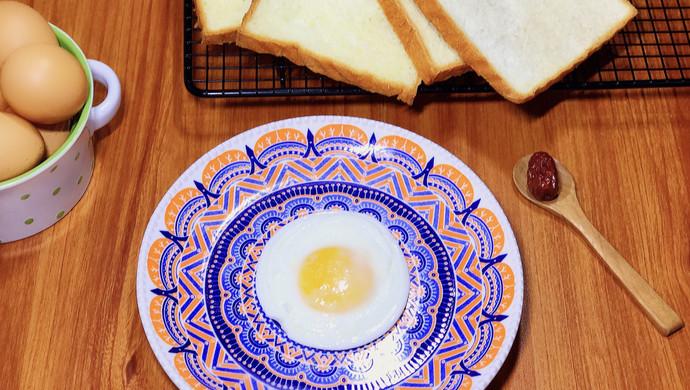 一颗完整的太阳蛋