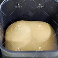 橄榄油吐司(面包机版)#带着美食去踏青#的做法图解4