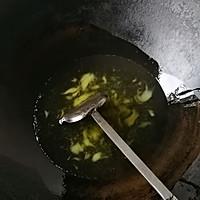 青菜牛肉的做法图解3