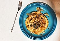 #太太乐鲜鸡汁芝麻香油#木鱼胡萝卜丝饼的做法