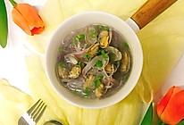 萝卜花甲粉丝汤的做法