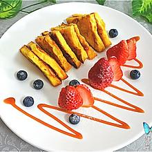 #餐桌上的春日限定#法式吐司配水果