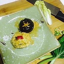 香菇酿豆腐(全素)