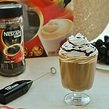 #变身咖啡大师之冰摩卡