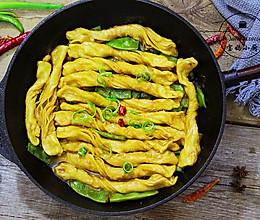 #秋天怎么吃#肉炖豆角焖卷子的做法