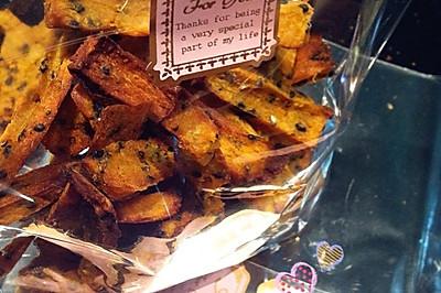 烤红薯片(地瓜)
