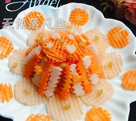 酸爽开胃的——四川泡菜的做法