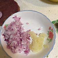 自制黑胡椒酱~牛排的做法图解1