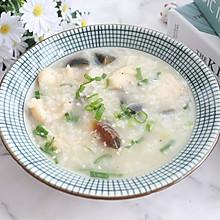 咸鲜味美的皮蛋鱼片粥︱简单易做超好喝!
