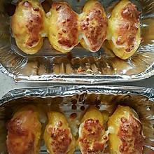 马苏里拉焗番薯