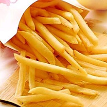 炸薯条-日常零食
