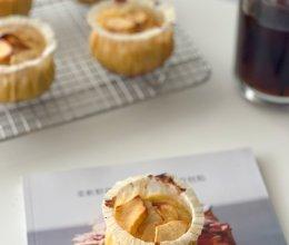 香草味的苹果隐形蛋糕的做法