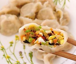 西葫芦饺子馅的做法