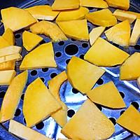 #硬核菜谱制作人#芝麻南瓜饼的做法图解2