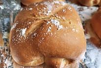 简单版牛奶面包卷的做法