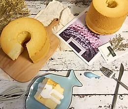 醇香浓厚的百利甜酒戚风蛋糕 ukoeo 高比克风炉制作的做法