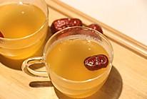 麦芽糖红枣姜茶的做法
