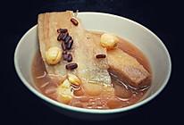 粉葛鲫鱼赤小豆汤的做法