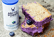 纯素&无麸质蓝莓糖霜香蕉面包的做法