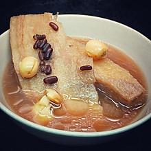 粉葛鲫鱼赤小豆汤