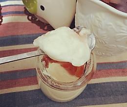 牛奶味的双皮奶的做法