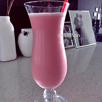 牛奶西瓜汁