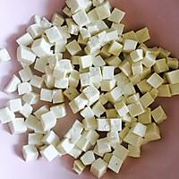 豆腐蔬菜羹#美的早安豆漿機#的做法图解3