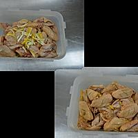 【柠檬烤翅】——COUSS E5(CO-5201)出品的做法图解2