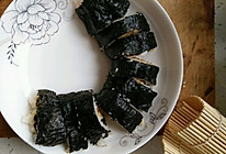 黑椒鸡翅玉米寿司的做法
