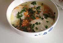 肉末蒸蛋的做法