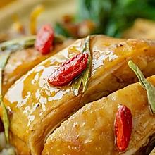 龙井茶香鸡|懒人料理