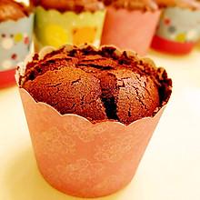 红丝绒戚风杯子蛋糕