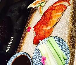 大仙美食课堂之北京烤鸭的做法