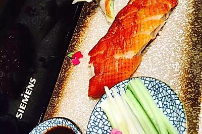 大仙美食课堂之北京烤鸭