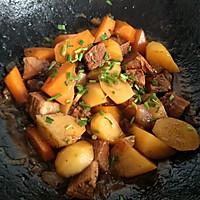 红烧土豆牛肉的做法图解8