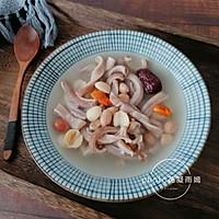 #硬核菜谱制作人#莲子猪肚汤的做法图解8