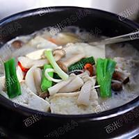 豆腐杂菌煲#美极鲜味汁#的做法图解6