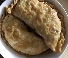 沙虾笋饺的做法