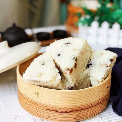 香甜大米发糕