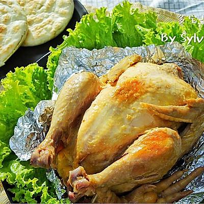 多宝盐焗鸡