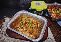 锡纸金针菇#一勺葱伴侣,成就招牌美味#的做法