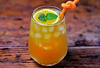 #夏日消暑,非它莫属#「夏橙冰红茶」补充维C解暑解渴的做法