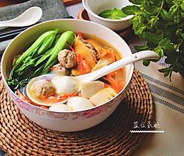 杭州三鲜汤的做法