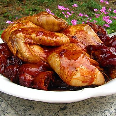 """自己在家也能做出绝世美味的""""神仙鸡"""""""