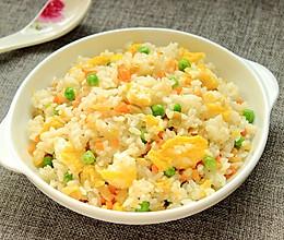 【首发】榨菜青豆蛋炒饭--乌江榨菜的做法