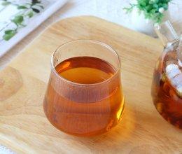 清火润肺提升元气的三宝茶的做法