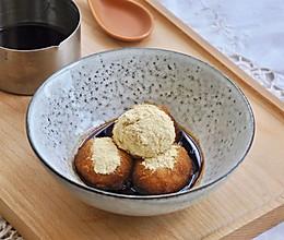 【视频】云南小吃 红糖豆面汤圆(自制流沙黑芝麻馅)的做法
