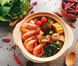 #好吃不上火# 自制火锅汤鲜味美,口感比海底捞好吃几倍的做法