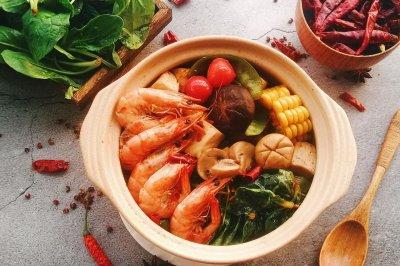自制火锅汤鲜味美,口感比海底捞好吃几倍